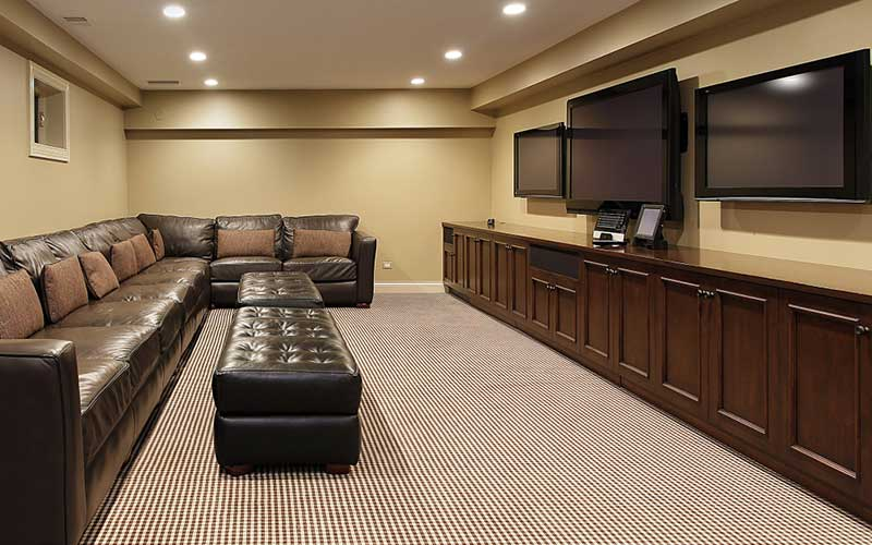 Basement Remodeling Washington DC